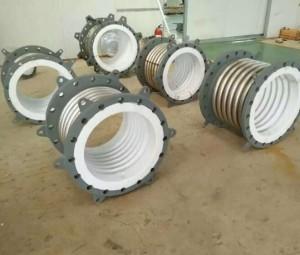bellows compensator PTFE PFA coated