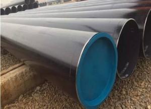 ASTM A106/API 5L Gr.B Seamless Steel Pipe/API 5l Grade x52 Carbon Steel Pipe