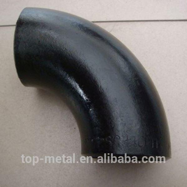 30 grādu 3000lb viltots oglekļa tērauda caurules elbow