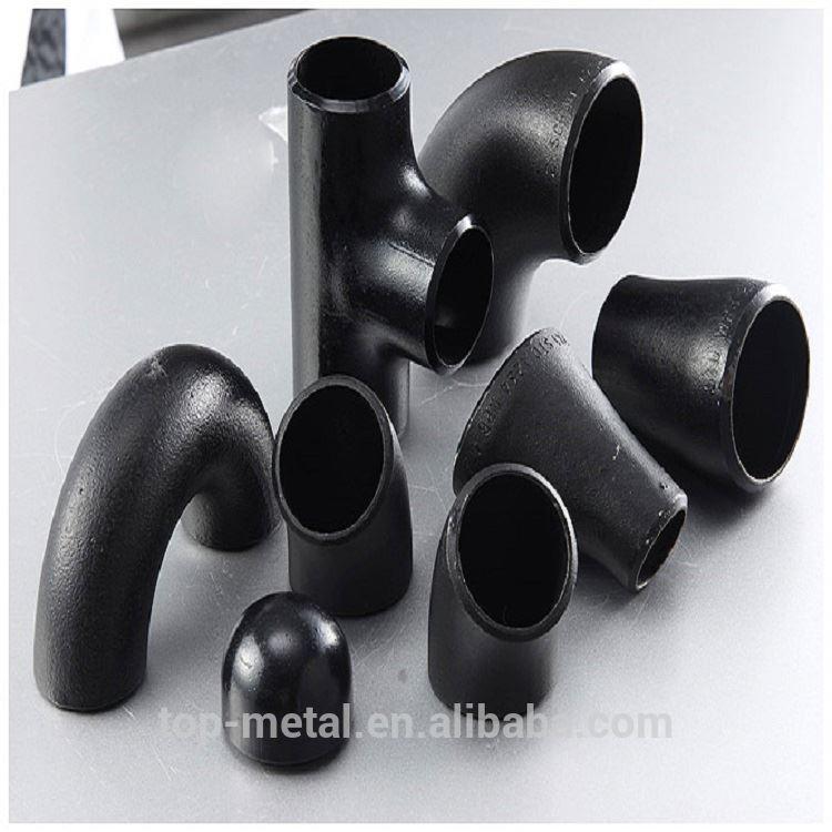 4 inch 90 degree carbon steel thread elbow