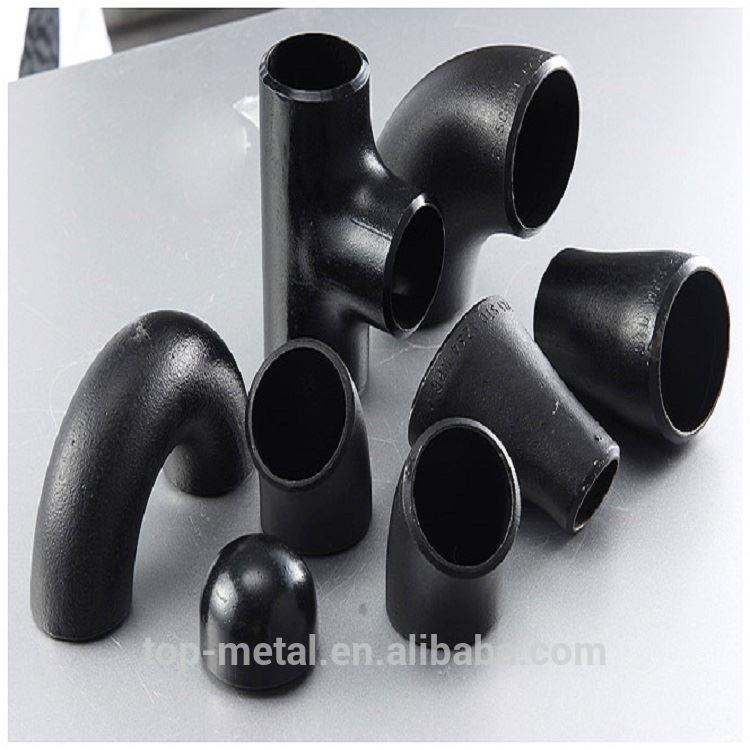90 अंश एलआर BW कार्बन स्टील कोपर a234 wpb sch40