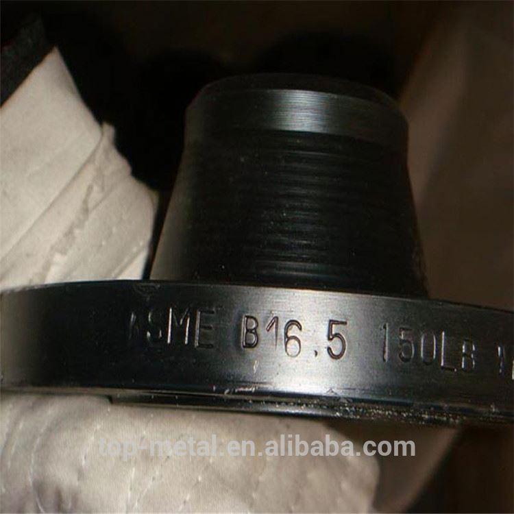 ansi b16 5 4 inch weld neck flange supplier manufacturer - CHINA