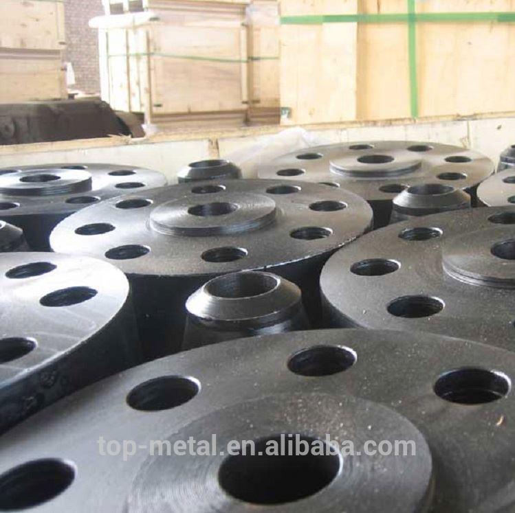 ansi standard carbon steel welding neck flange
