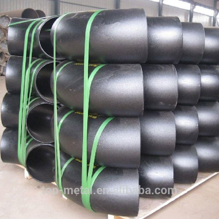 asme b 16.9 ansi b16.28 carbon steel a105 elbow