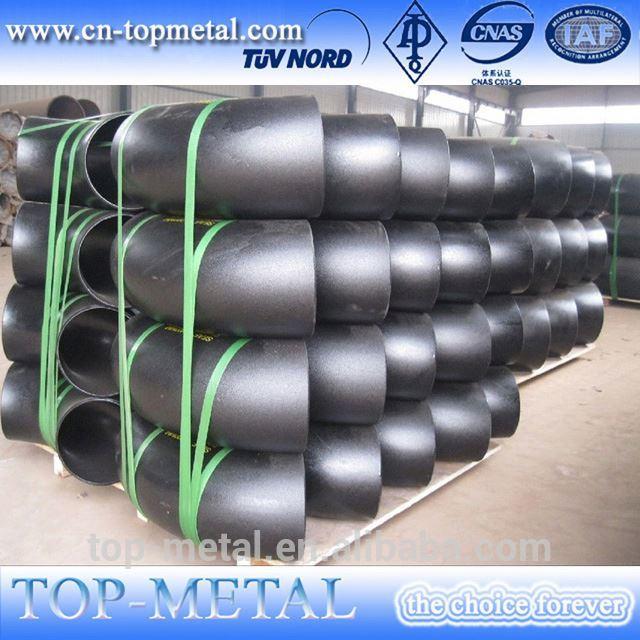 asme/din/sgp/en standard carbon steel reducing elbow Featured Image