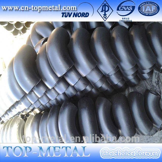 ASTM a234 wpb / wpc स्टील sch40 एलआर कोपर निर्माता