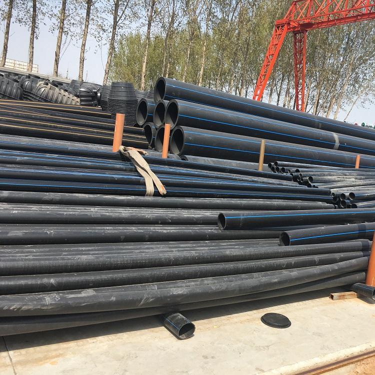 долго користење живот голем дијаметар цевки HDPE багер